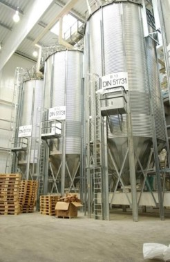 Zupełnie nowe Polski producent pelletu drzewnego wysokiej jakości - Stelmet OX52